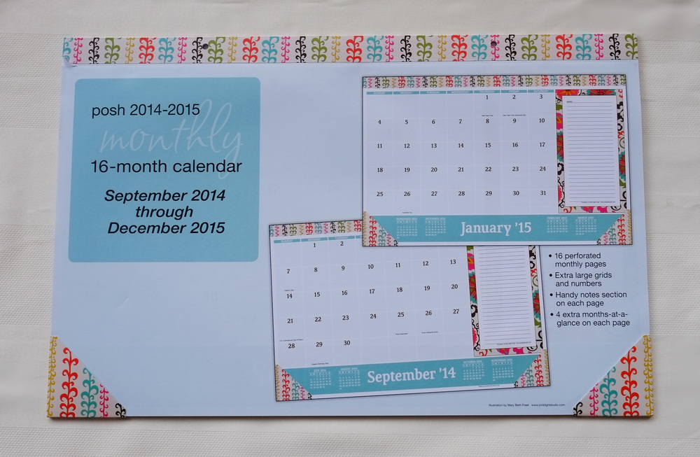 Year Calendar Officeworks : How to stay on top of household chores home