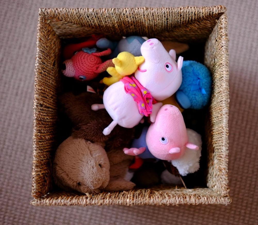 sorting toys
