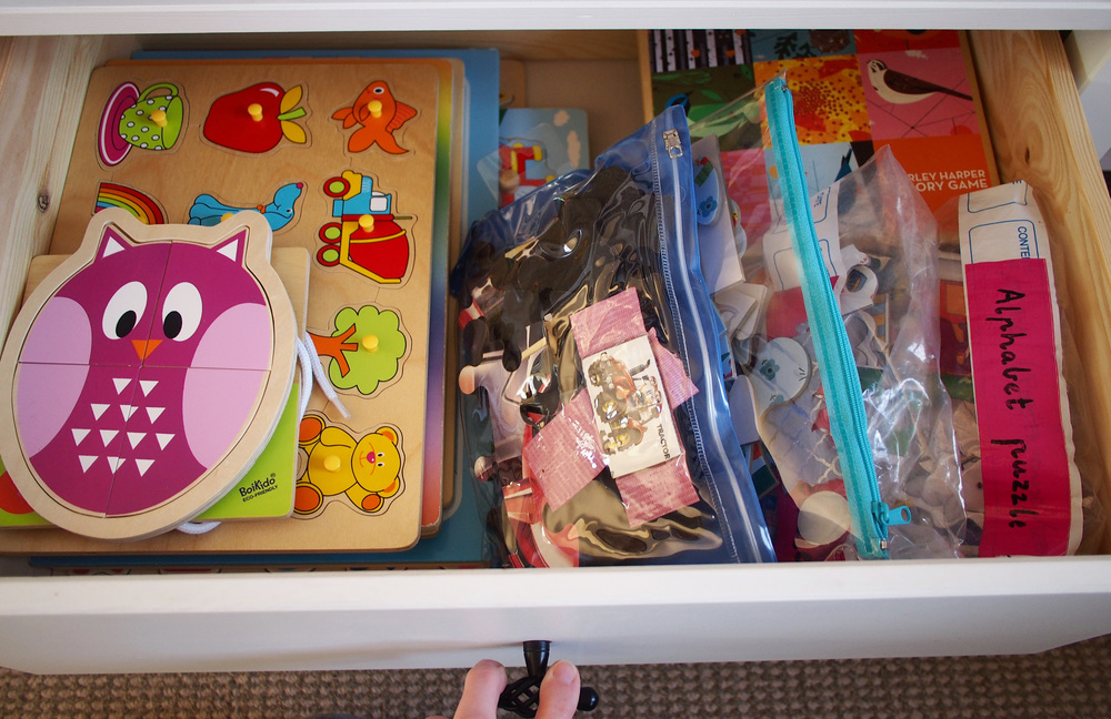 storage solutions for toys
