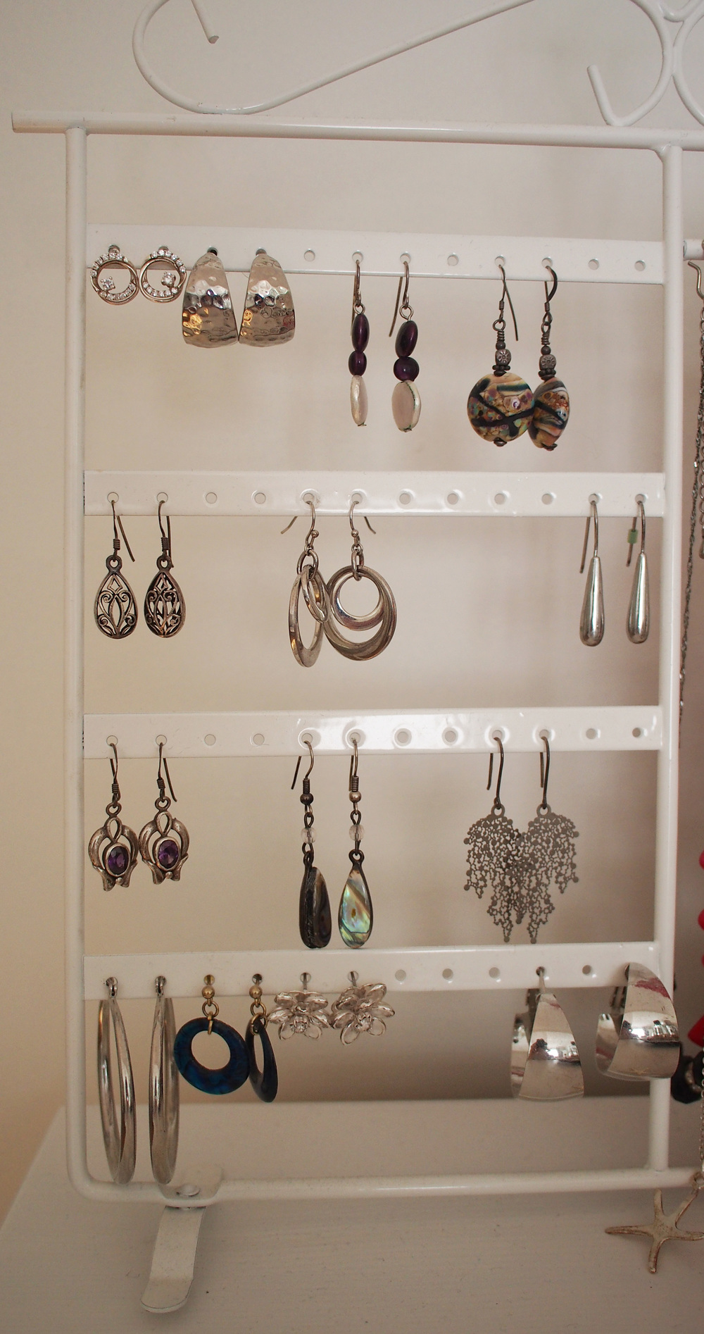 earrings display