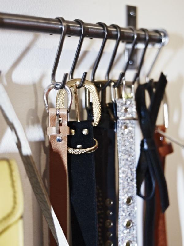 handy belt storage