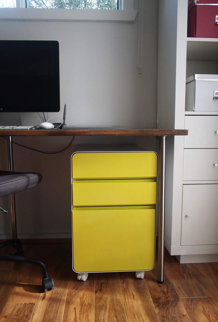 organised home office organisation r