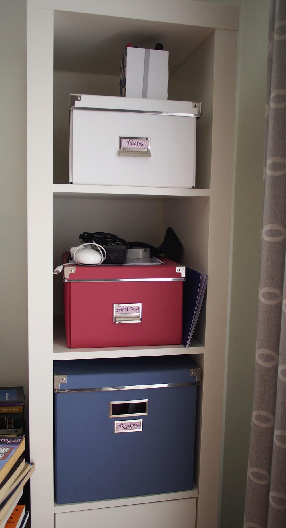 home study declutter
