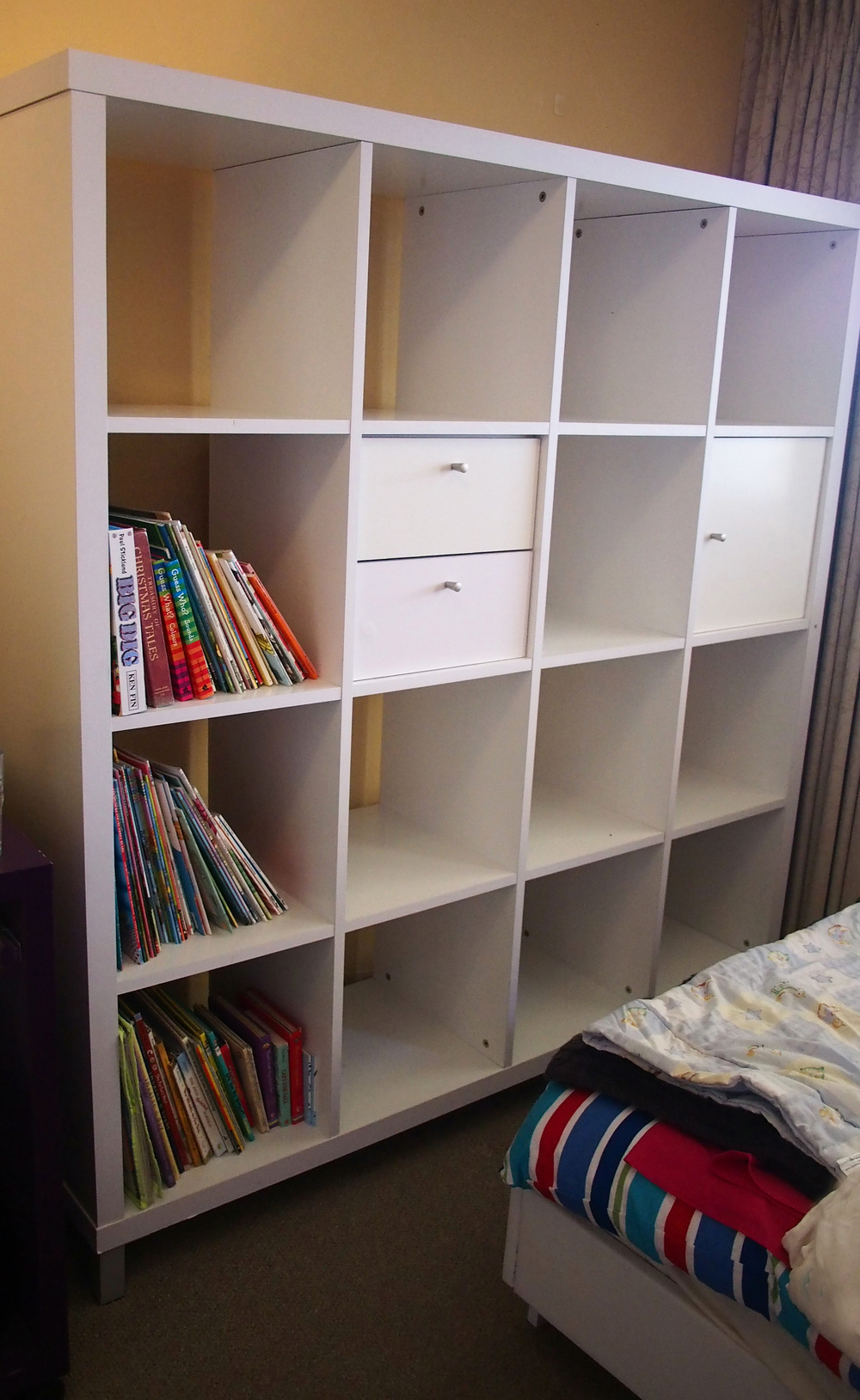 organising children's book collection