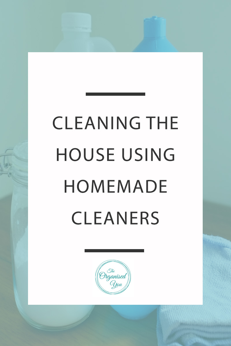 Cleaning the house using homemade cleaners - making your own natural cleaners is not only cost-saving and better for the environment, it will also be healthier for you because you're not inhaling any dangerous toxins. Click through to read my first foray into natural homemade cleaners