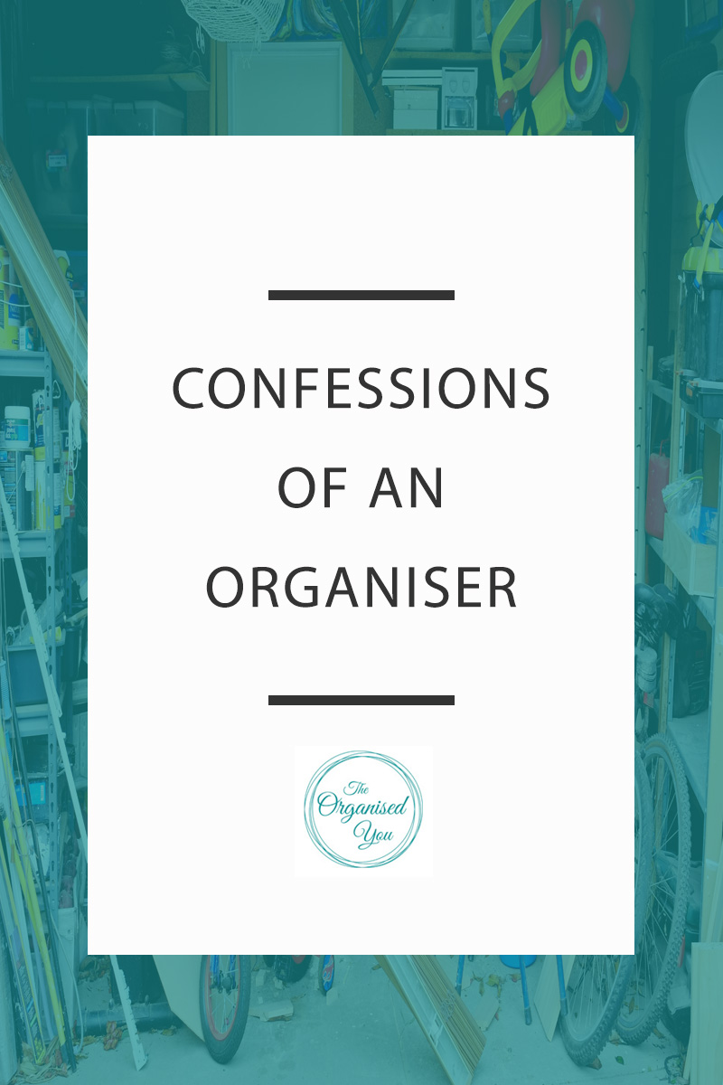Confessions of an Organiser - even organised people have disorganised spaces, and more often than not, it's a storage space or garage. These spaces are notorious for having stuff 'dumped', no proper storage systems set up, and a mish-mash of items thrown in together. I'm showing you our problem zones and how identifying each area helps to come up with a structured plan for getting it organised. Click through to read the full post!