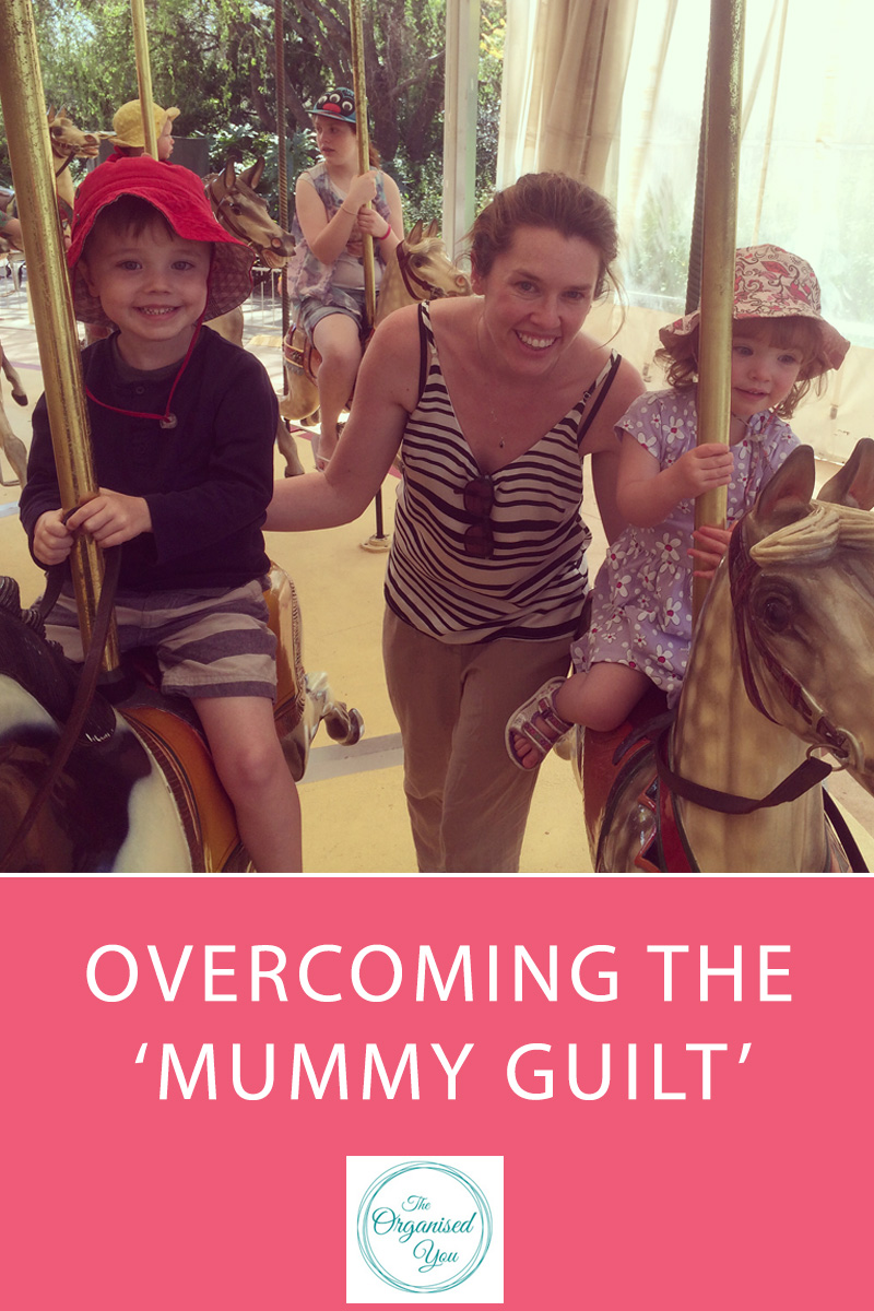 Overcoming the 'Mummy Guilt' - as mothers, we put an enormous amount of pressure on ourselves to keep everything in the household running smoothly, including looking after the kids, keeping a clean home while juggling work commitments. A break is always well-deserved but it doesn't stop the 'mummy guilt'. In this post, I talk about how I'm trying to overcome the guilt and put my relationship first. Can you relate?