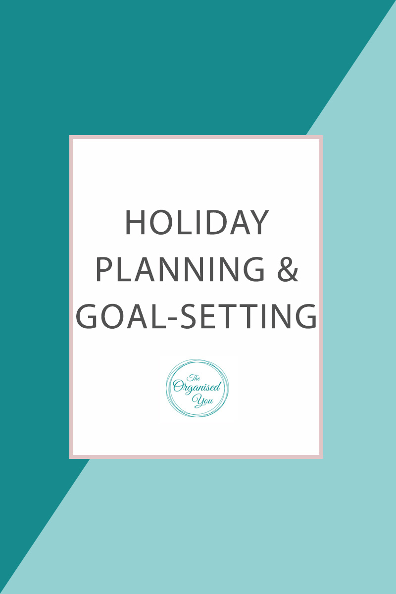 Holiday Planning and Goal Setting - going away on holidays is always a great time to reflect on what's working well in your daily lives, and what things you could improve on. Setting goals for your lives is a great way to give yourself and your family direction, and often being away from it all can be the perfect time to do this. Click through to read our goals we set during our holiday