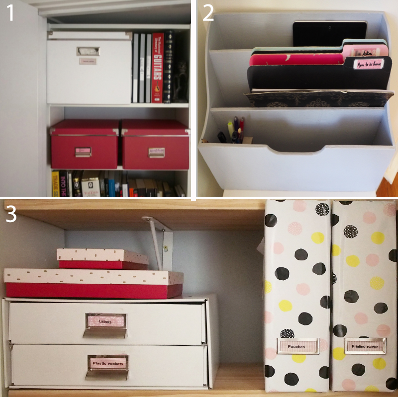 In order to stay on top of paperwork clutter, it is essential to have the right systems in place and the right storage solutions, such as a filing system, file folders and sturdy paper boxes