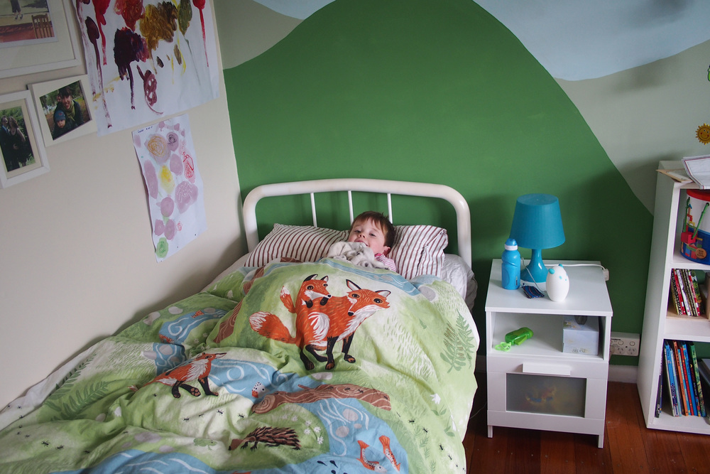 Trialling different layouts in our son's bedroom - The Organised You