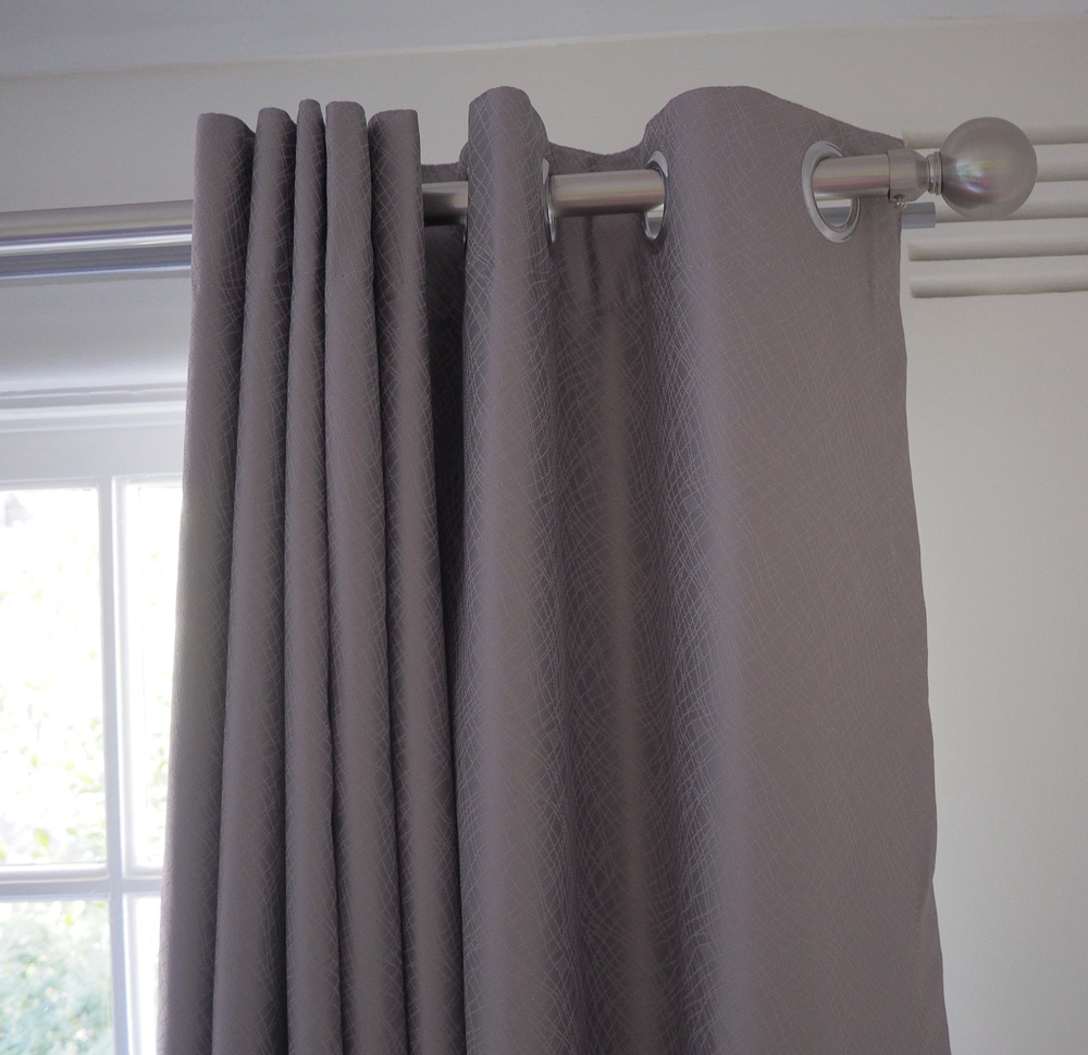 Adding curtains to our son's bedroom makeover - The Organised You