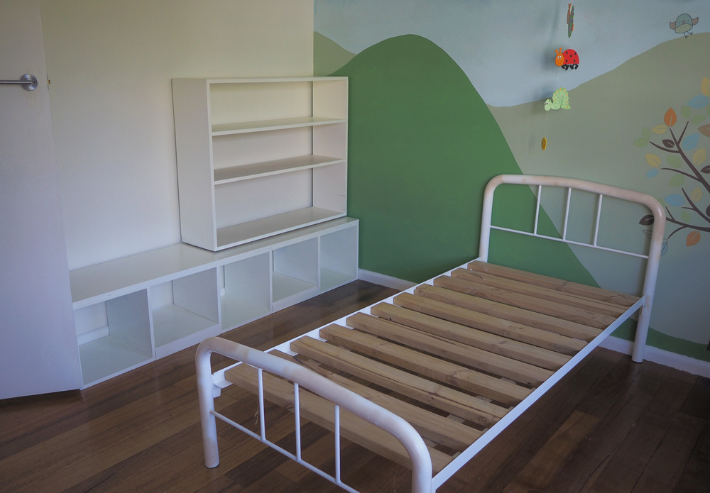 Rearranging furniture for our son's bedroom makeover - The Organised You