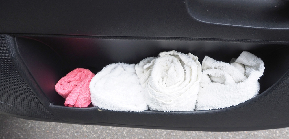 Organising the car with all the essentials for easy access - The Organised You