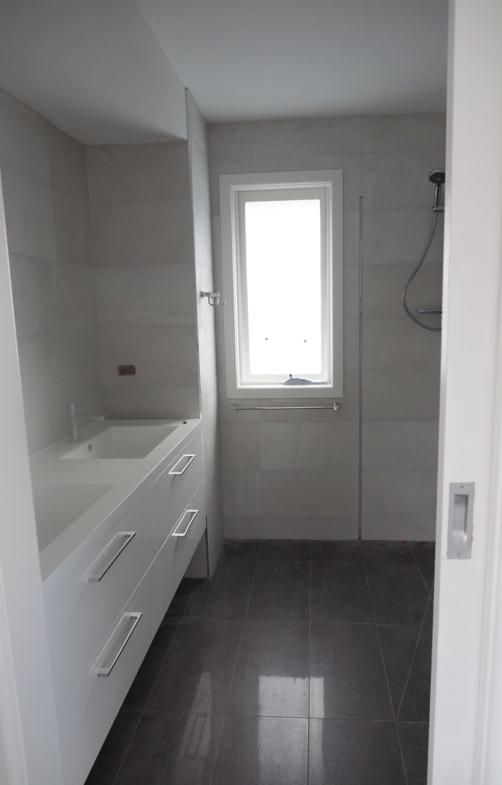 New bathroom in our newly renovated home - The Organised You.jpg