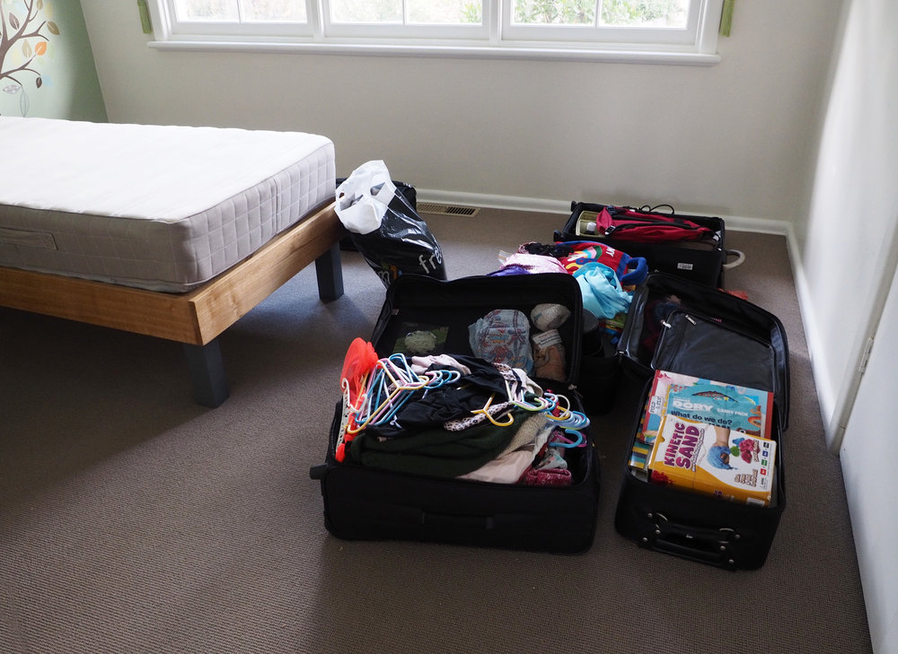 Moving house - unpacking tips from The Organised You