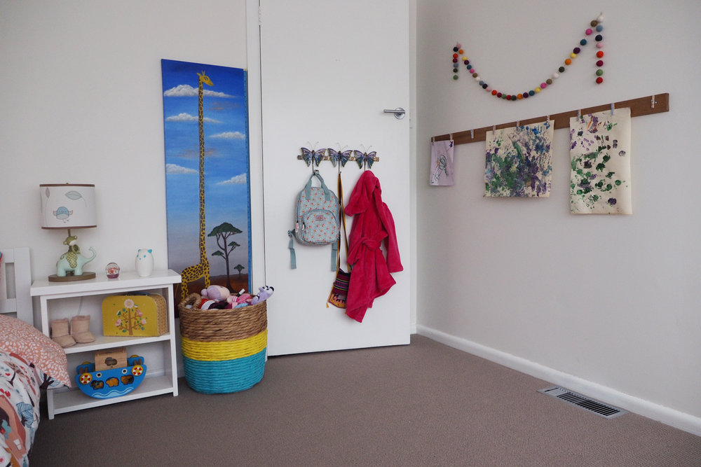 Kids bedroom decor and storage - The Organised You