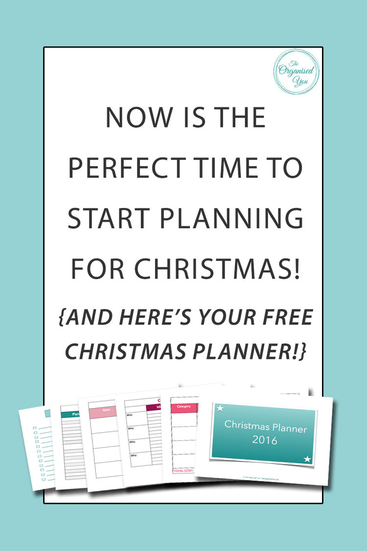 Now is the perfect time to start planning for Christmas!-Blog | Home ...