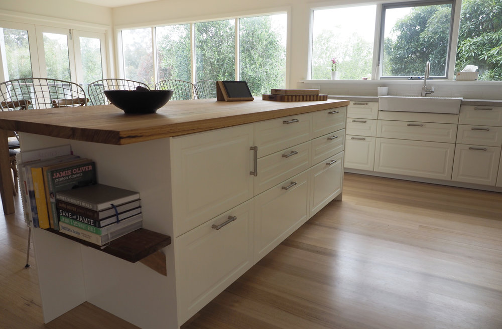 Clean and organised kitchen - The Organised You