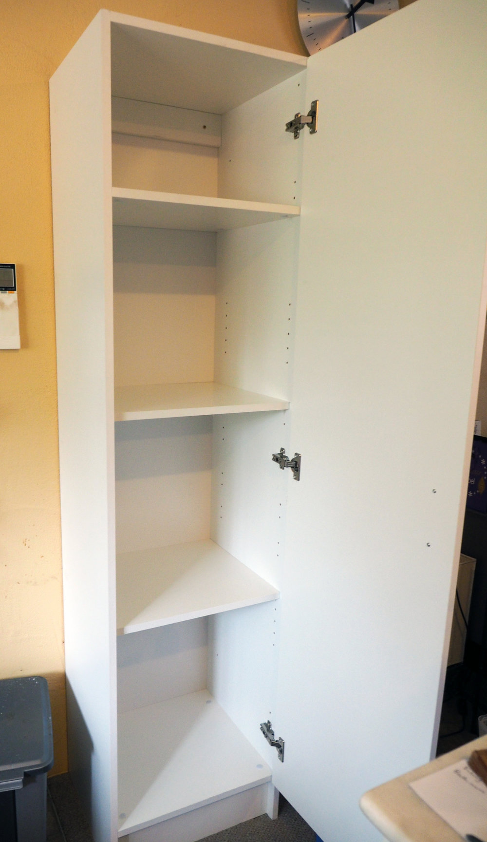 Pantry for a kitchen makeover