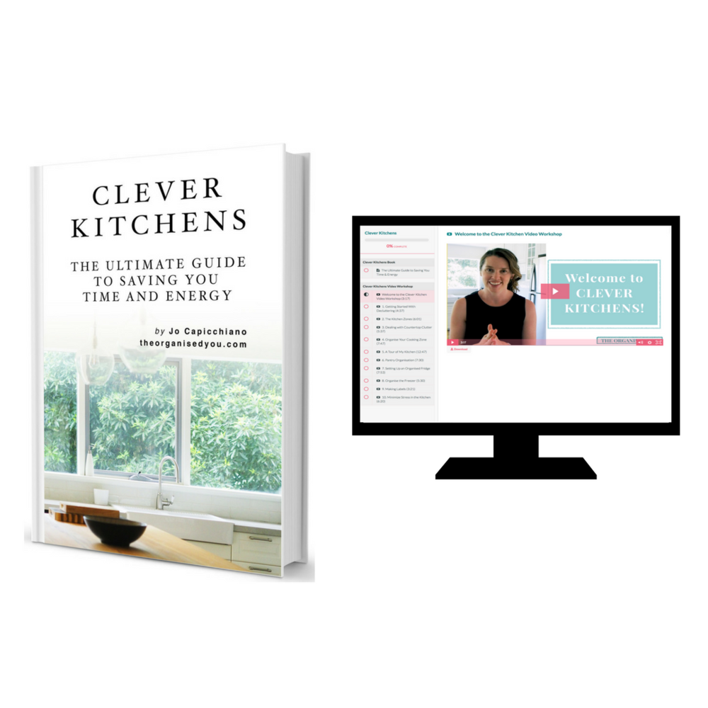 Clever Kitchens: The Ultimate Guide to Saving Time & Energy