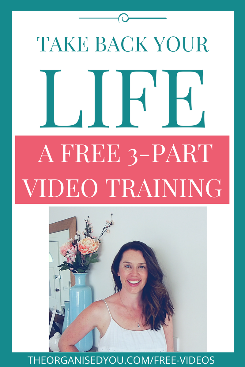 Take the free 3-part video workshop to learn simple strategies for creating more calm and balance in your life