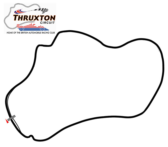 NEXT RACE    9/10 May  Thruxton Circuit, Hampshire