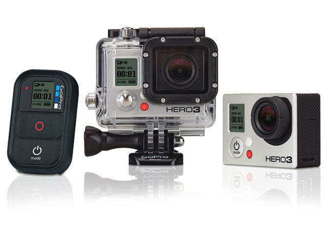 Reliv for GoPro - Works with GoPro Hero 3 & 3+