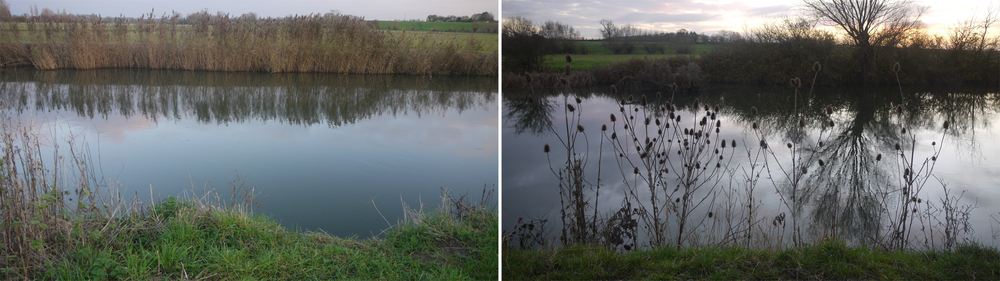 The Thames at Kelmscott, click on the photos to enlarge them