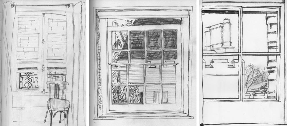 ... Designs Window View Drawing  sc 1 st  Find Creativity Ideas Wonderful From Iidacon.info & Beautiful Window View Drawing Today Inside Ideas