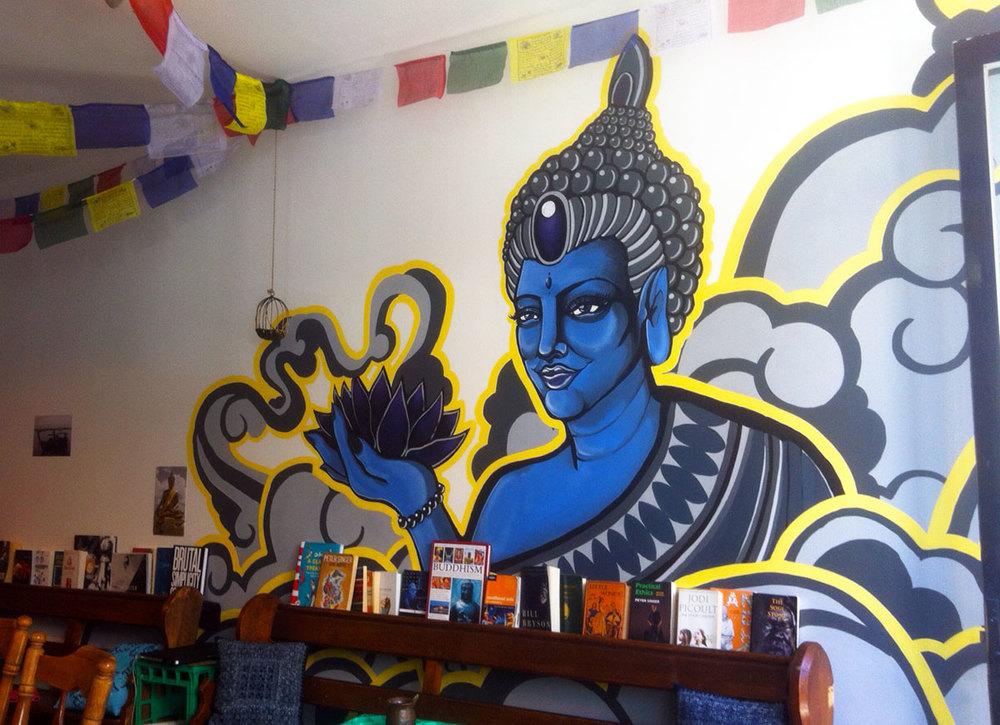 Blue Buddah