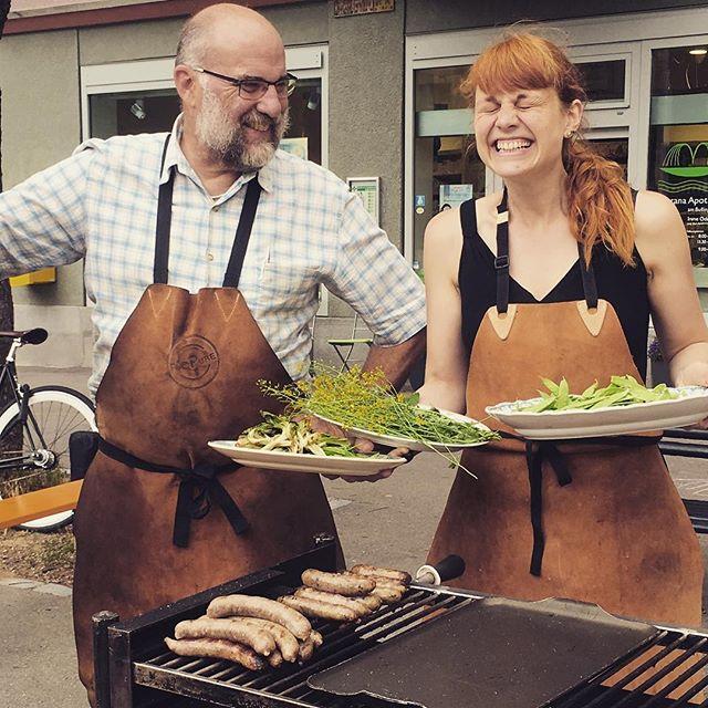 Patrick Marxer & Laura Schälchli fotografiert von Saskia Widmer