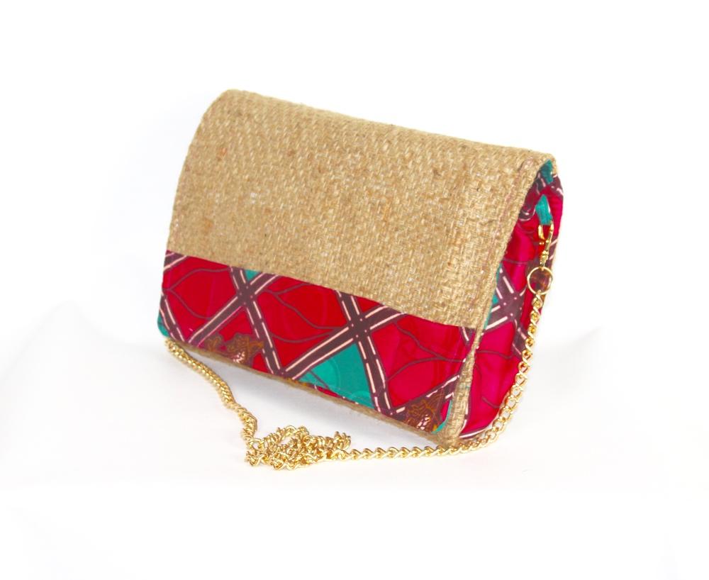 Maxi Clutch bag.