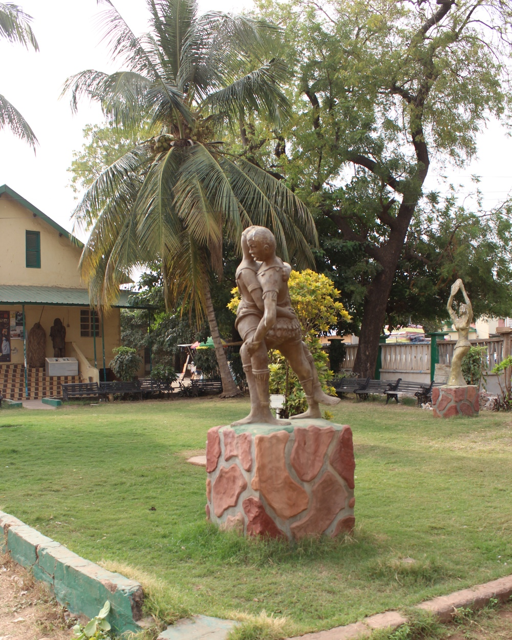 Grounds of the National Centre for Arts and Culture in Banjul.