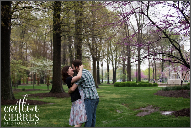 Regent Unversity Engagement Session in the Rain Virginia Beach-7_DSK.jpg