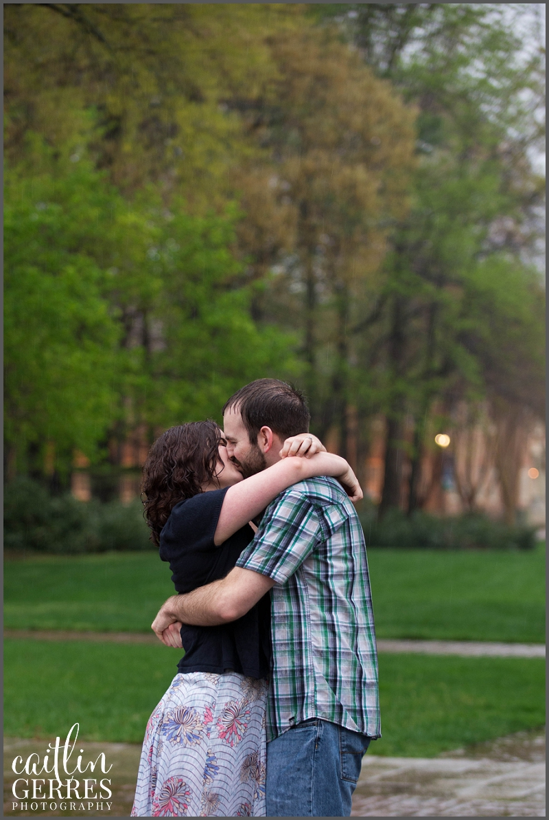 Regent Unversity Engagement Session in the Rain Virginia Beach-30_DSK.jpg