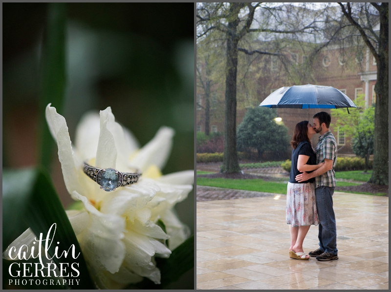 Regent Unversity Engagement Session in the Rain Virginia Beach-38_DSK.jpg