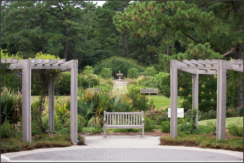 Caitlin Gerres Photography — Rachel & Tyler: Norfolk Botanical ...