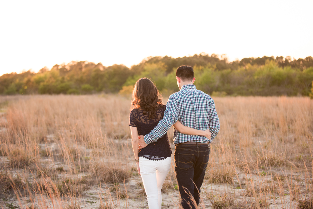 Pleasure House Point Engagement Session.Navy and White Outfits-117.jpg