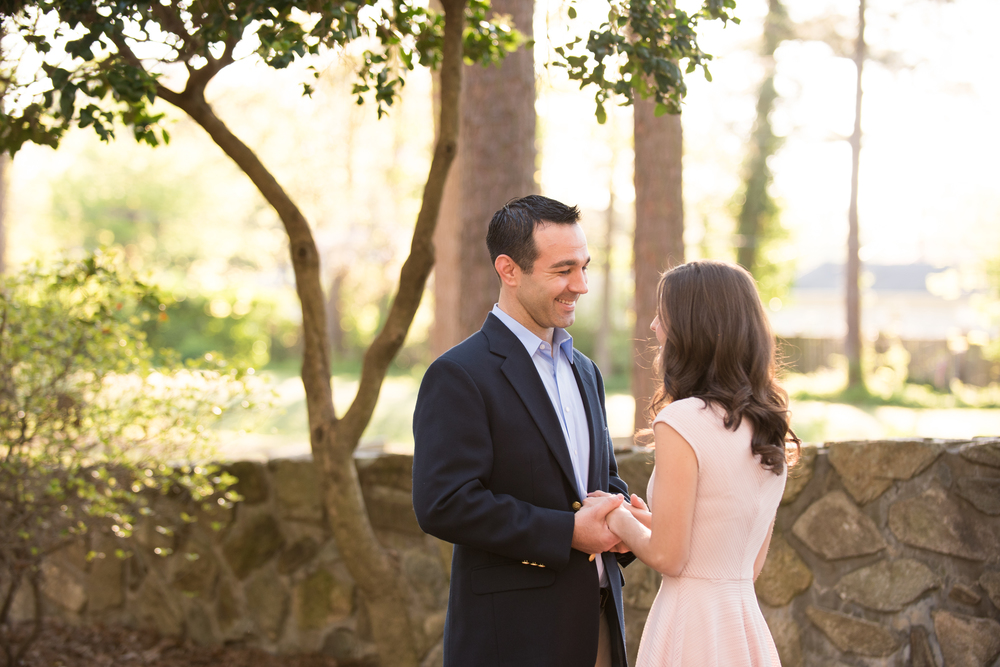 Virginia Beach Garden Engagement Session.Pink and Navy Outfits-105.jpg