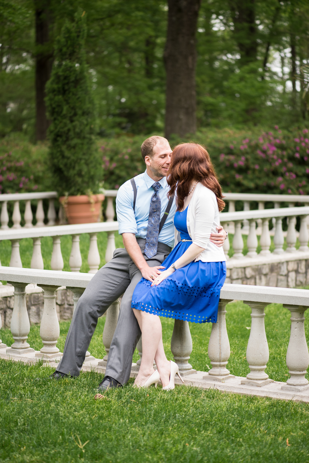Romantic Renaissance Court Engagement Session Photos at Norfolk Botanical Garden-100.jpg