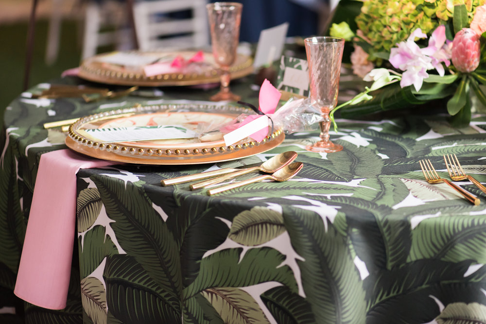 Tropical Palm Greenery and Pink Wedding Inspiration.Soriees by Lauren.Caitlin Gerres Photography-108.jpg