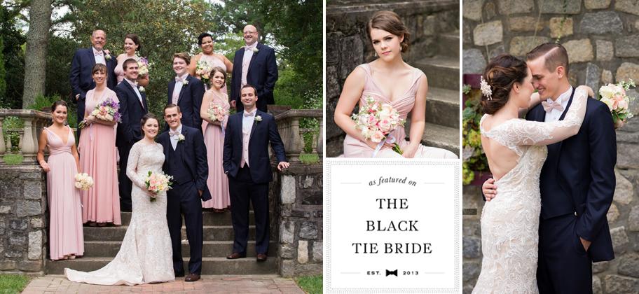 Black Tie Bride Wedding Hampton Roads Virginia.jpg
