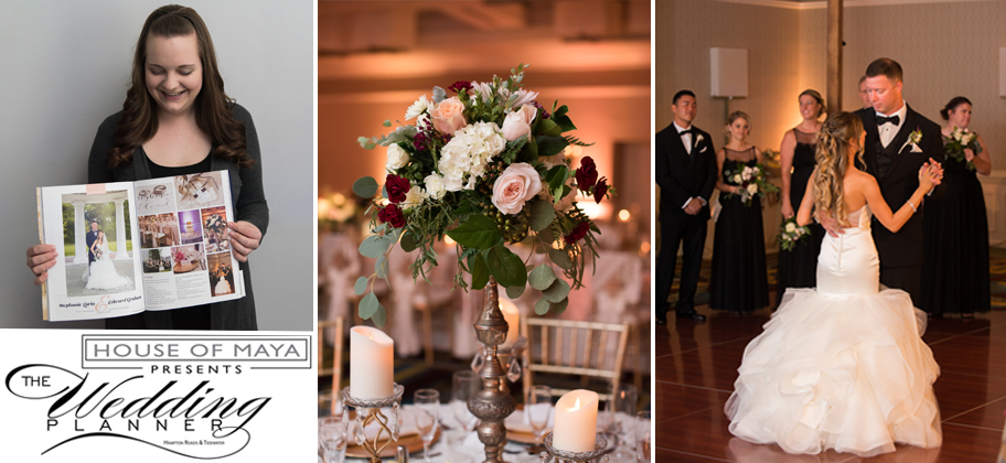 Black Tie Virginia Beach Wedding Planner Magazine Feature