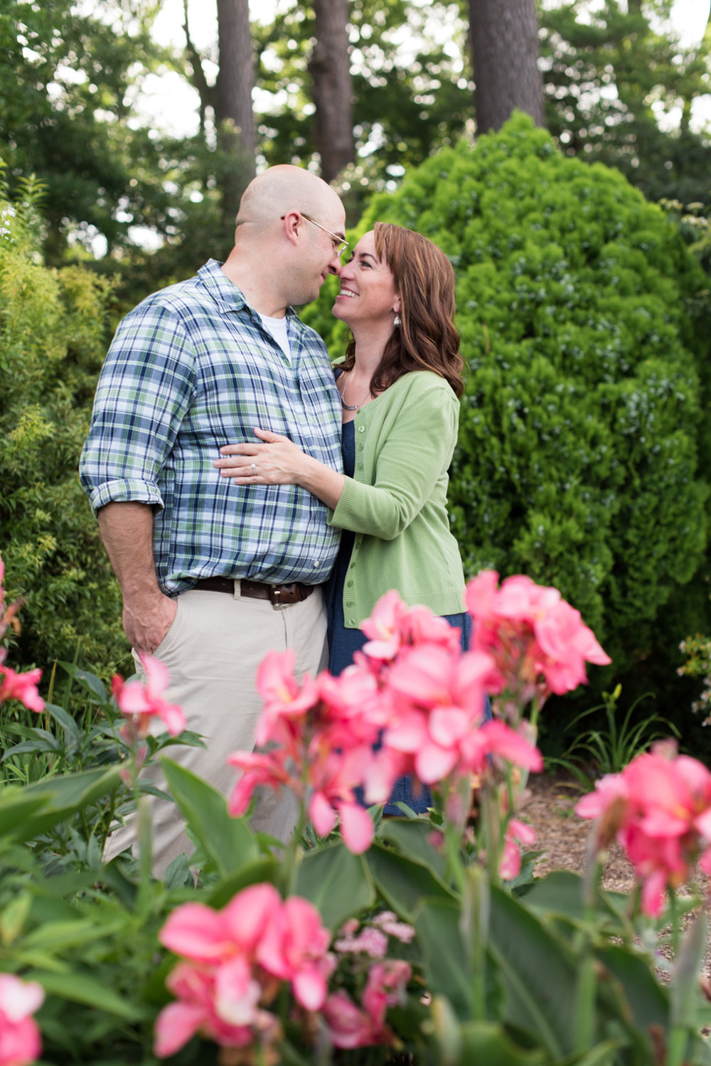 I am so excited for their wedding at Norfolk Botanical Garden with Sterling Dawn Events and Palette of Petals in just a few weeks!