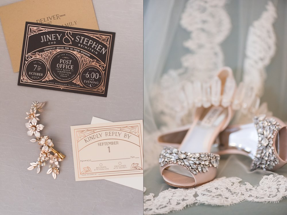 Rose Gold Wedding at Historic Post Office Virginia Harry Potter Themed Wedding-111_WEB.jpg