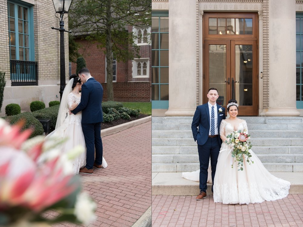 Rose Gold Wedding at Historic Post Office Virginia Harry Potter Themed Wedding-146_WEB.jpg