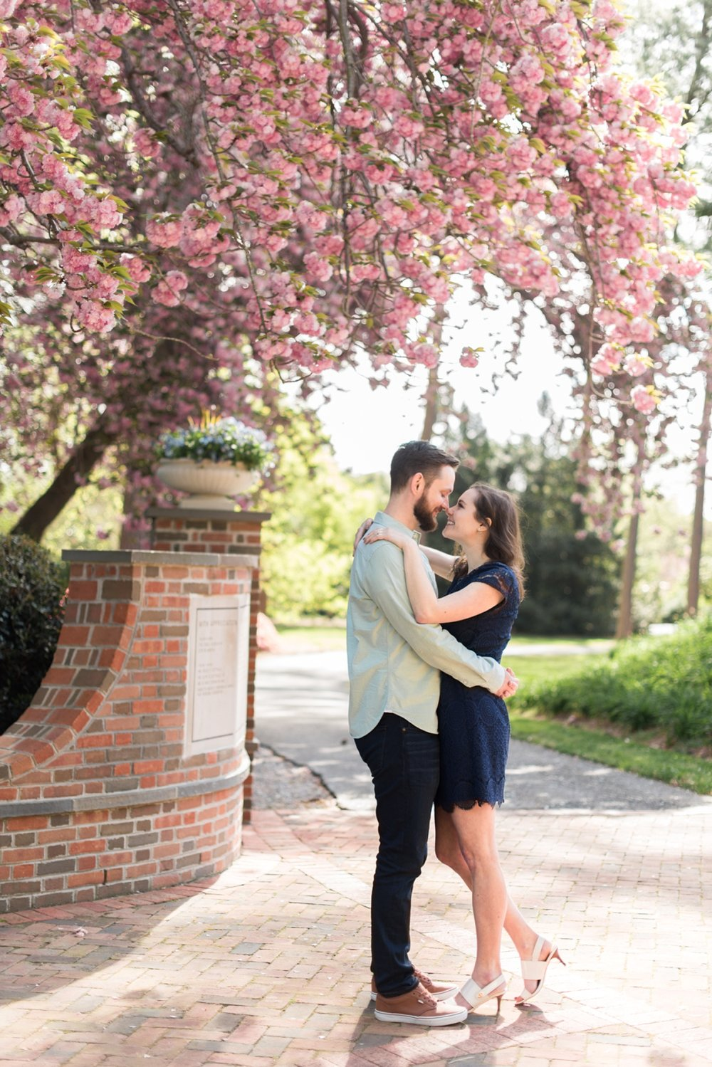 Cherry Blossom Engagement Session at Norfolk Botanical Garden-105_WEB.jpg