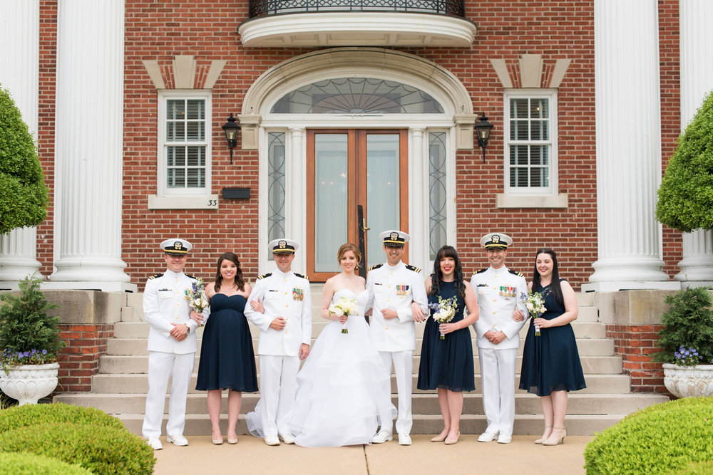 Fort Monroe Commanding Generals Residence Military Wedding-175.jpg