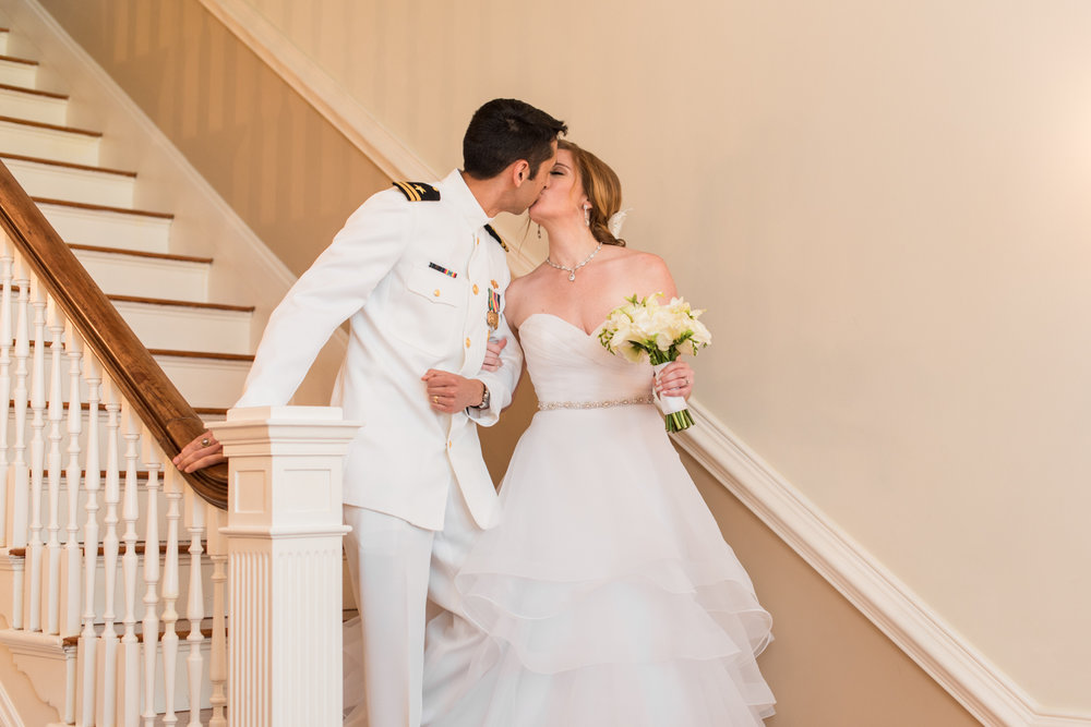 Fort Monroe Commanding Generals Residence Military Wedding-219.jpg
