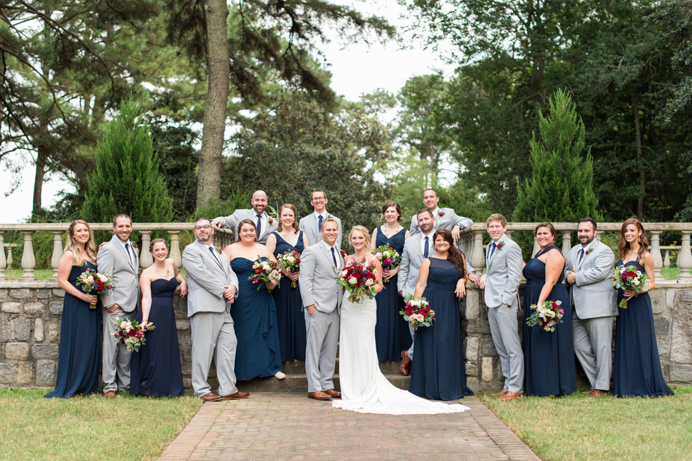 Fall Norfolk Botanical Garden Wedding at Renaissance Court-215.jpg